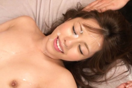 Rina Rukawa enjoys hardcore group sex along friends