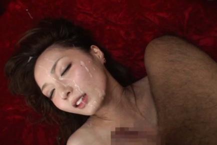 Horny Kaede Fuyutsuki gets hard banged in her pussy